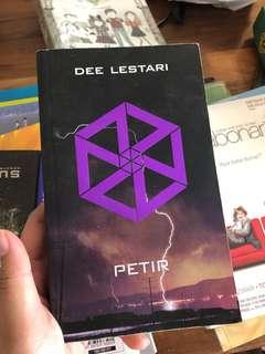 petir by dee lestari