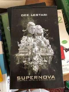 supernova by dee lestari