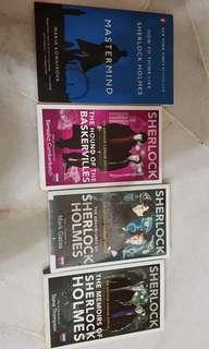 The Sherlock series