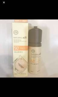 Natural Sun Eco by The Face Shop sunblock