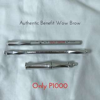 Authentic Benefit Wow Brow
