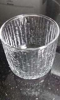 (八十年代)特色玻璃小洒杯