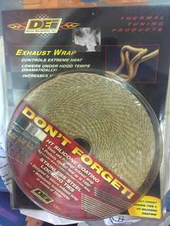 Dei top brand exhaust wrap