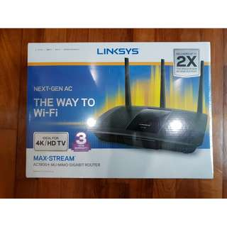 Linksys EA-7500 Router