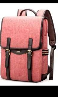 Pink Haversack Bag