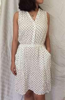 Cotton On Polkadot Dress