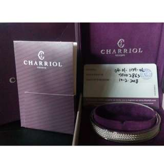 AUTHENTIC FOREVER CHARRIOL BANGLE LARGE