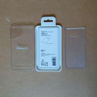 Samsung Galaxy C7 保護套