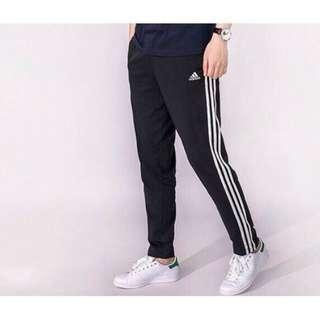 ⚡️保證正品 Adidas基本款 窄口褲 運動褲 男女款