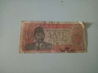 Uang soekarno 1964