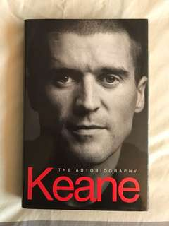 Keane : The Autobiography by Roy Keane with Eamon Dunphy