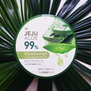 REPRICED! Jeju Aloe - The Face Shop