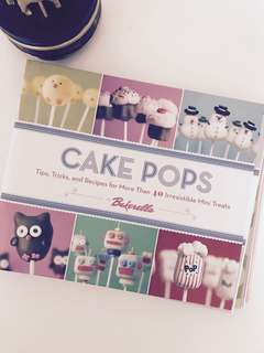 Cake Pops Pops by Bakerella (Author: Dudley, Angie)