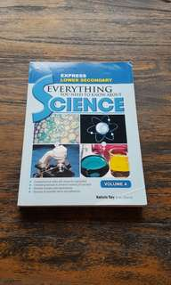Express lower secondary. Everything you need to know about science