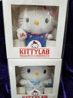 Hello Kitty 公仔 (全套6隻)