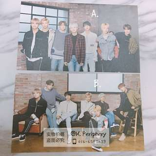 Mediheal x BTS Photocards
