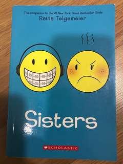 Sister by Raina Telgemeler