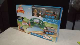 thomas the friends wood playset  japan