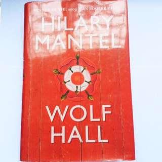 [Large Hardcover] Hilary Mantel - Wolf Hall.