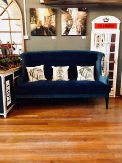 High back sofa for SALE!