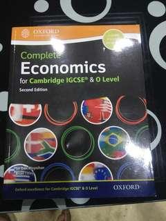Cambridge Economics Textbook