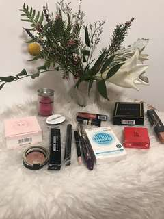 Take-all make-up haul - all brand new