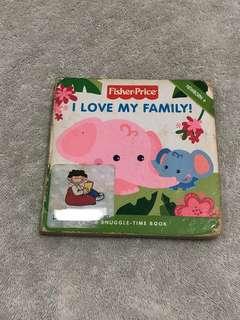 Fisher-Price I Love My Family