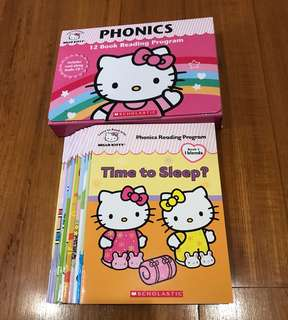 Scholastic Hello Kitty Phonics