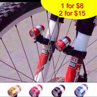 Bicycle mini LED Strong light