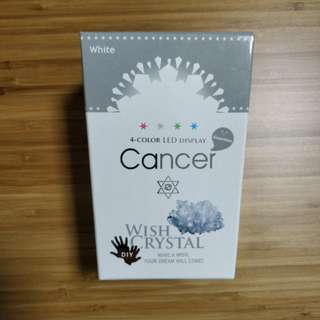 Wishing Crystal for cancerians