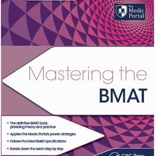 Mastering the BMAT