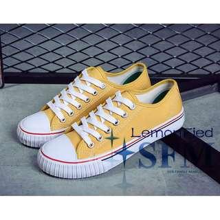 Sneaker 6625 Color Canvas Shoes SG Retailer Men Lady Kid Baby Local School