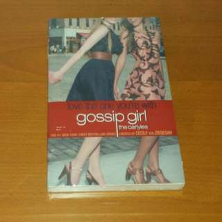 "Gossip Girl The Carlyles, ""Love The One You're With"" Book"
