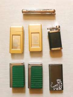 Lighter - tiger , Carlsberg , Guinness (display / Collection)