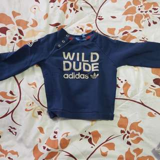Pre loved Adidas Sweater (Authentic)