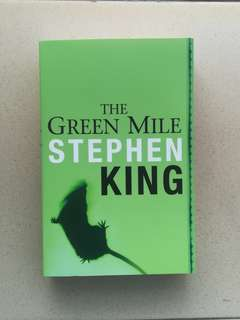 NEW! The Green Mile by Stephen King