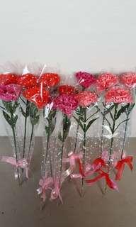Mother's Day - Handmade Carnation Stalk