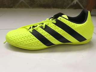 BNWT Adidas Ace 16.4 IN Soccer Boots Men's 7.5