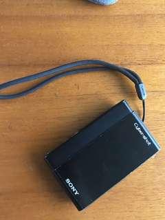 Cybershot Sony Camera