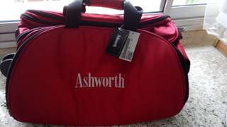 Ashworth Luggage Bag with rollers