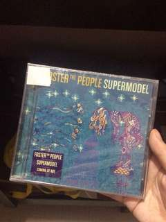 Foster the People Supermodel Album
