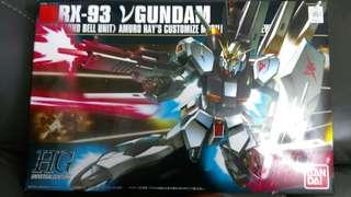 高達模型 RX-93 GUNDAM