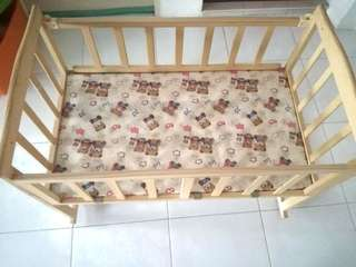 Baby Cot / Baby Rocking bed
