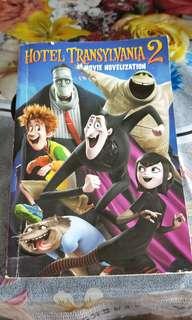 Hotel Transylvania 2 Story Book