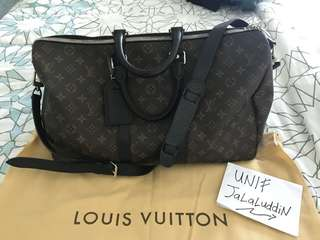 PreLoved LV Keepall Monogram