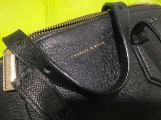 Charles and Keith Doctors Bag