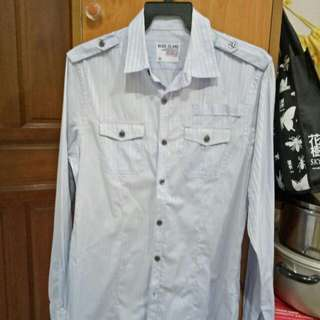 Light Bluish Stylish Shirt