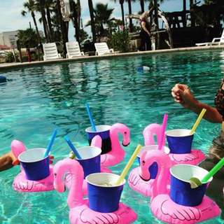 Drink Beverage Float Pool Party Swimming Cup Holder