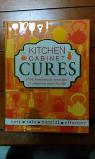Kitchen cabinet  Cures.