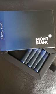 Refill for mont blanc pen
